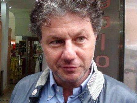 Il presidente dl Foggia calciol, Lucio Fares (ph pianetalecce)