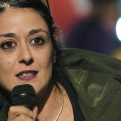 """Marta Fana a Foggia """"Non è lavoro, è sfruttamento"""""""