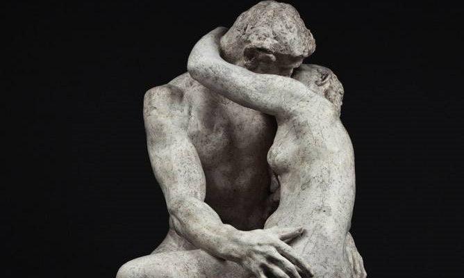 Rodin un grande scultore di tempo di monet stato quotidiano for Rodin scultore