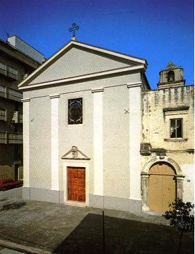 Immagine in allegato al testo (Chiesa Santa Maria delle Grazie, Manfredonia)