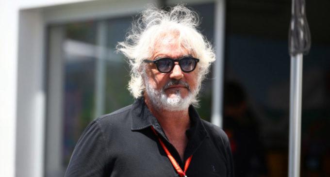 24.06.2017 - Flavio Briatore (ITA) fonte image F1GrandPrix - Motorionline