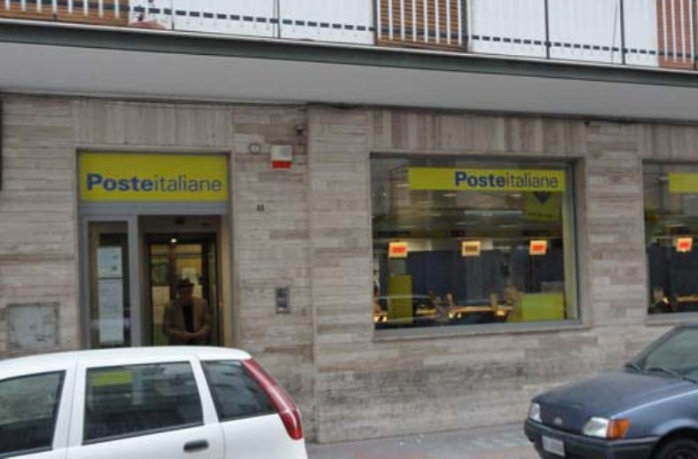 Ufficio Postale Poste Italiane : Manfredonia arrestato rapinatore ufficio postale stato quotidiano