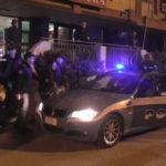 Arresti per tentata estorsione (PH ENZO MAIZZI, FOGGIA 02.11.2018)