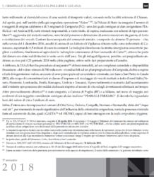 Anteprima. Clan mafiosi da Foggia al Gargano: la relazione della DIA (I NOMI)