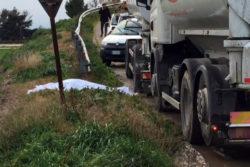 SS89 Foggia – Manfredonia, autotrasportatore muore folgorato dai cavi dell'alta tensione