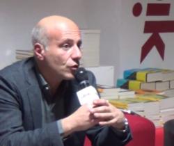 Carlo Bonini alla Ubik nel 2017