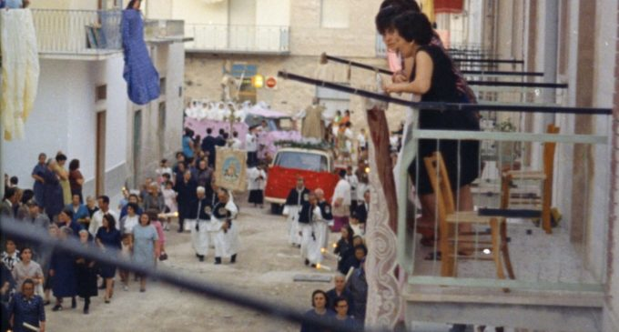 Foto Giuseppe Furio - 31 Agosto 1969 - S. Filippo Neri-Via S.Giovanni Bosco-angolo Viale Beccarini