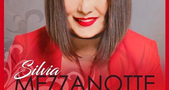 SILVIA MEZZANOTTE, LOCANDINA CONCERTO 31 AGOSTO 2019