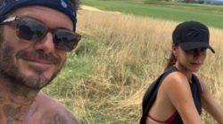 I Beckham: la vacanza social alla scoperta della Puglia (INSTAGRAM)
