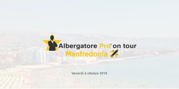 albergatore pro on tour manfredonia